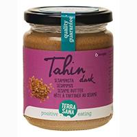 Terrasana Tahin dark – Sesammus – 250 g