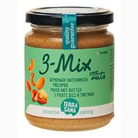 Terrasana 3 Mix Mischmus ohne Erdnüsse – 250 g
