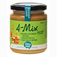 Terrasana 4 Mix Mischmus mit Erdnüssen – 250 g