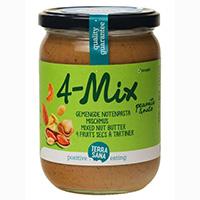 Terrasana 4 Mix Mischmus mit Erdnüssen – 500 g