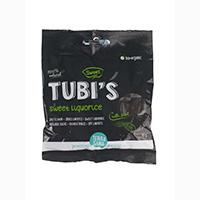 Terrasana Tubi's mit Minze – Süßes Lakritz