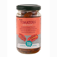 Terrasana Sonnengetrocknete Tomaten in Olivenöl extra nativ