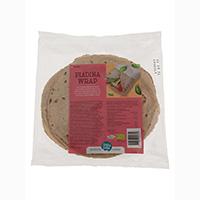 Terrasana Piadina Wrap – Weizenvollkornmehl und Hafer