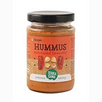 Terrasana Hummus mit sonnengetrockneten Tomaten