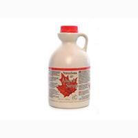 Terrasana Ahornsirup Grad C in PE Flaschen – 1 l