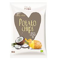 Trafo Chips Kokosöl, 100 g