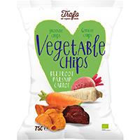 Trafo Gemüse Chips Mix, 75 g