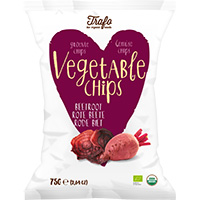 Trafo Gemüse Chips Rote Bete