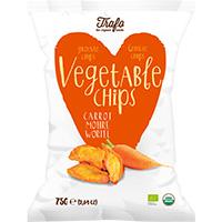 Trafo Gemüse Chips Möhre
