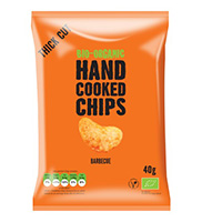 Trafo Handcooked Chips Barbecue, 40 g