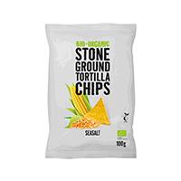 Trafo Stone Ground Tortilla Chips Natur