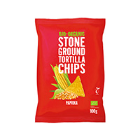 Trafo Stone Ground Tortilla Chips Paprika