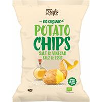 Trafo Chips Salz & Essig, 40 g