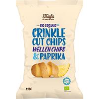 Trafo Wellen-Chips Paprika