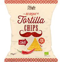 Trafo Tortilla Chips Chili, 75 g