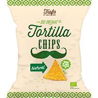Trafo Tortilla Chips Naturell, 75 g