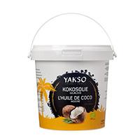 YAKSO Kokosöl, geruchlos, 1 l